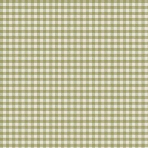 Small Check Sage Fabric By The Yard Ballard Designs