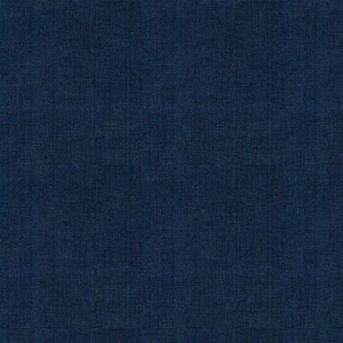 Suzanne Kasler Signature 13oz Linen Indigo Fabric By The