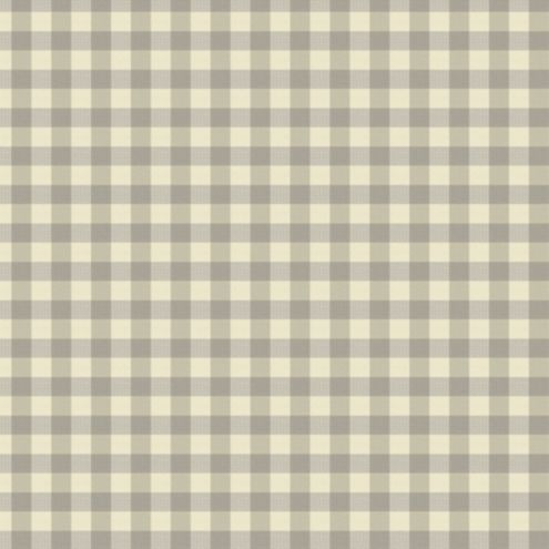 Gingham Taupe Sunbrella® Fabric by the Yard