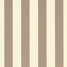 Canopy Stripe Black/Sand Sunbrella® Swatch | Ballard Designs