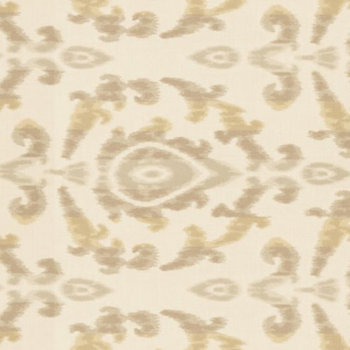 Como Ikat Dijon Sunbrella® Performance Fabric by the