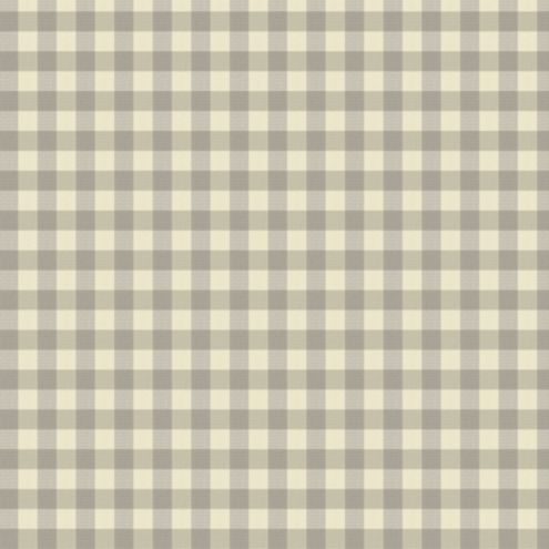 Gingham Taupe Sunbrella® Performance Fabric by the