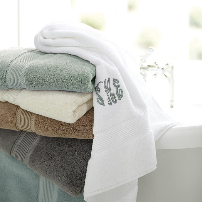 Ballard Signature Bath Towels
