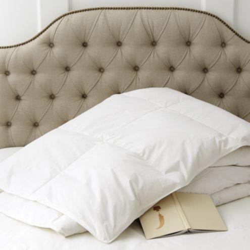 Luxury Down Alternative Comforter Ballard Designs