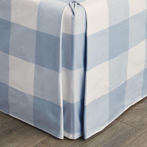 Gwyneth Buffalo Check Bedskirt Ballard Designs
