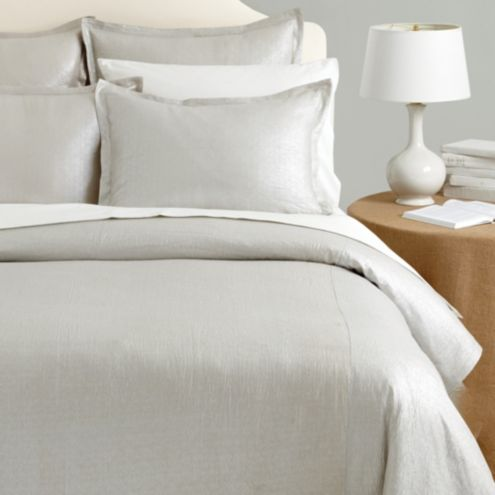 Celestine Metallic Duvet Cover