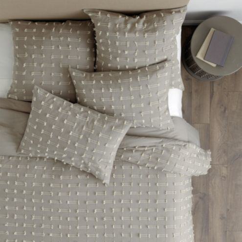 Felice Textured Duvet Cover