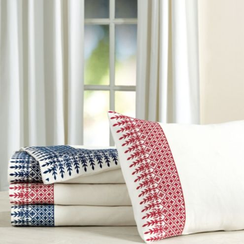 Cadiz Embroidered Duvet Cover