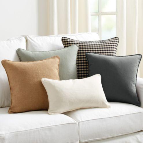 Ballard Essential Throw Pillows   Ballard Designs
