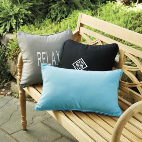 Outdoor Throw Pillow - 16