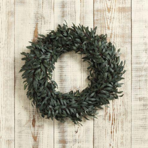 Olive Leaf Wreath Ballard Designs