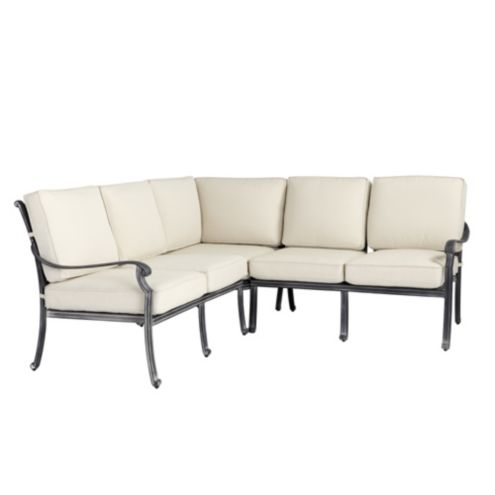 Maison 3-Piece Sectional