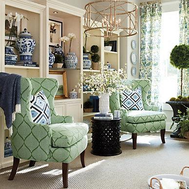 living room chair designs. Chairs Living Room Furniture  Ballard Designs