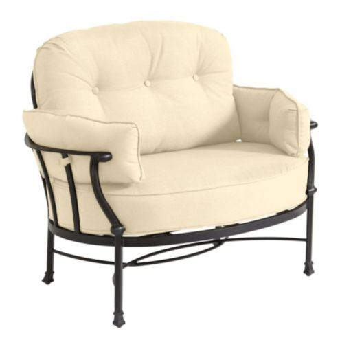Amalfi Cuddle Chair Fast Dry Replacement Cushion