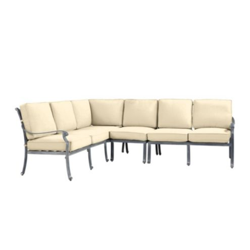 Maison Box Edge 4 Piece Sectional Cushions