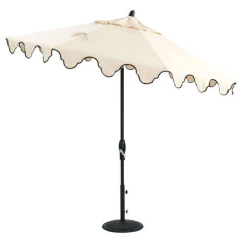Bunny Williams Mughal Arch Umbrella Replacement Canopy