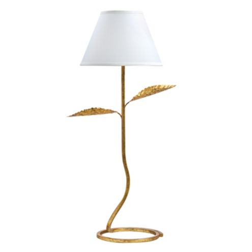 Bethany Leaf Buffet Lamp