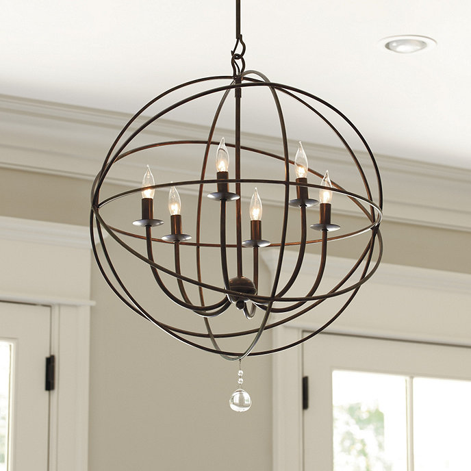 Orb chandelier ballard designs orb chandelier aloadofball Choice Image