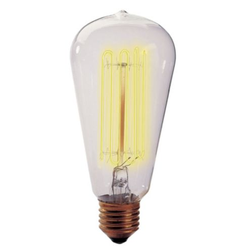 Vintage 1910 Light Bulbs - Set of 6