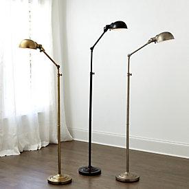 Bradley Task Floor Lamp | Ballard Designs