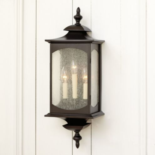 Concord 3-Light Outdoor Sconce