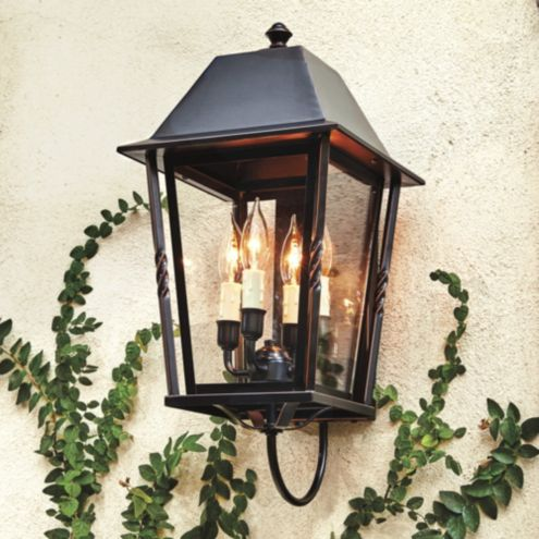 Audrey 4-Light Outdoor Sconce