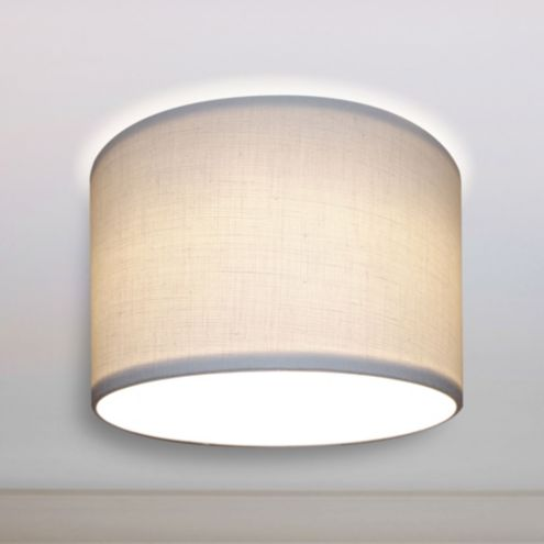 Drum Ceiling Mount Shade For Recessed Can Lights Wall