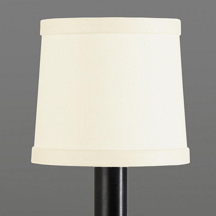 Tapered linen drum chandelier shade ballard designs petite tapered drum linen chandelier shade aloadofball Gallery