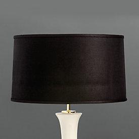 Couture oval lamp shade ballard designs couture modern drum shade aloadofball Choice Image