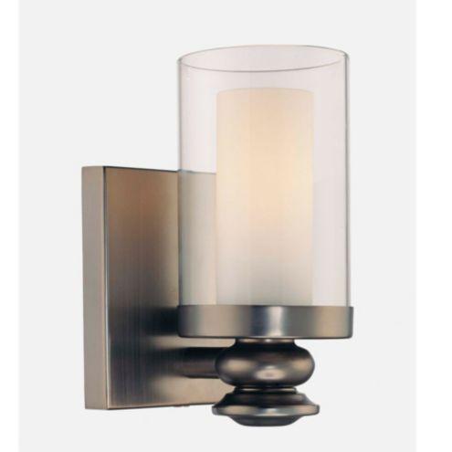 Raymond 1 Light Vanity Sconce Ballard Designs