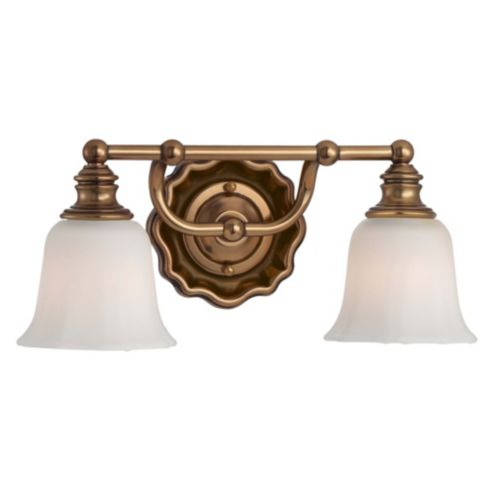Rebecca 2 Light Vanity Sconce Ballard Designs