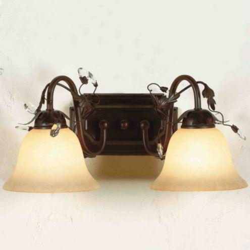 Claire 2 Light Vanity Ballard Designs