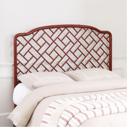 Dayna Headboard - Bookcases & Cabinets Ballard Designs