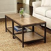 bunching tables furniture | ballard designs Bunching Coffee Tables