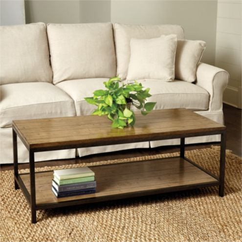 Durham Rectangular Coffee Table