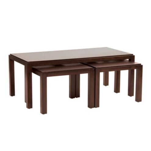 Sondra Nesting Coffee Table Ballard Designs
