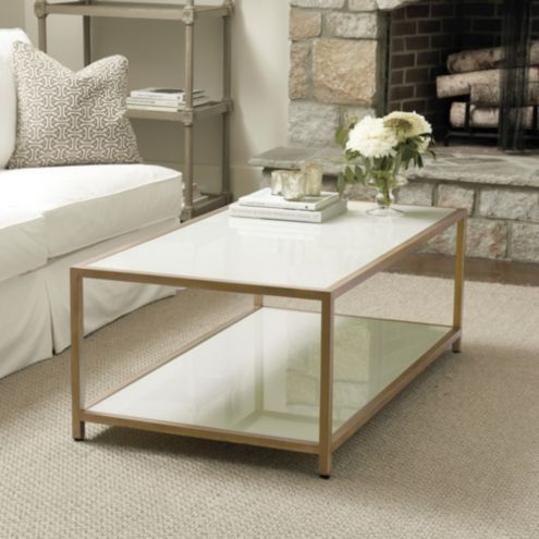 Suzanne Kasler Lydie Coffee Table