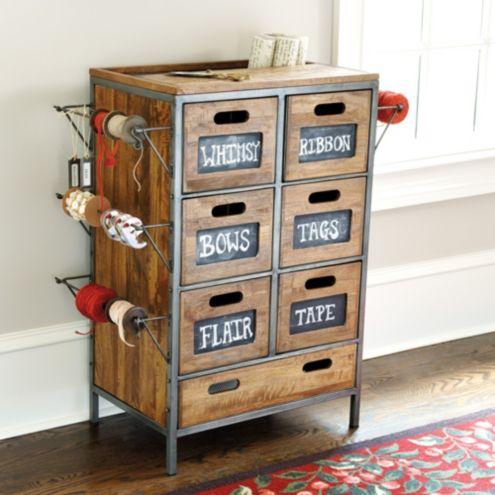 Cambridge Wrapping Cabinet Ballard Designs