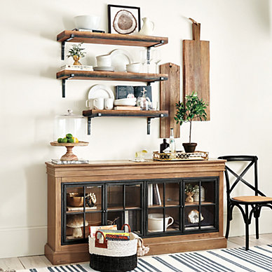 Wall decor · wall shelves