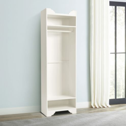 Sarah Storage Tower - Long Hanging Rod