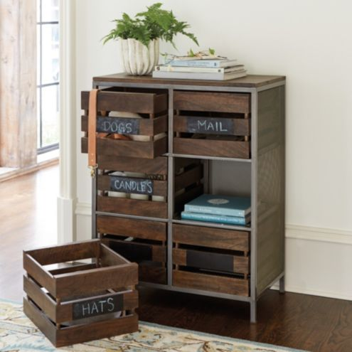 Brandon 6-Drawer Cabinet