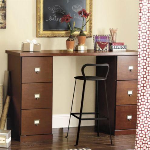 Original Home Office Project Height Desk Ballard Designs