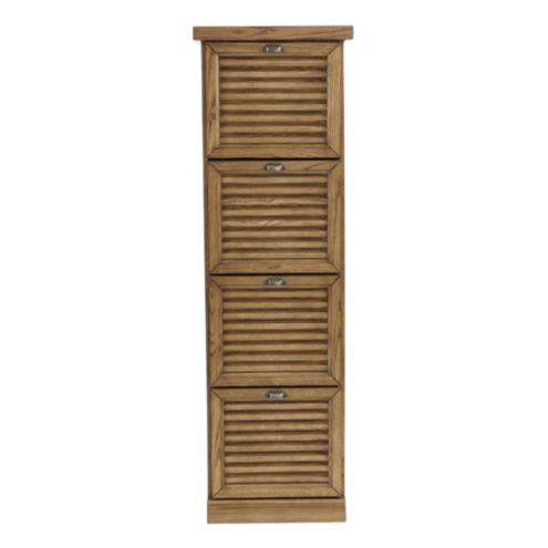 Sommerville 4-Drawer Tall File Cabinet