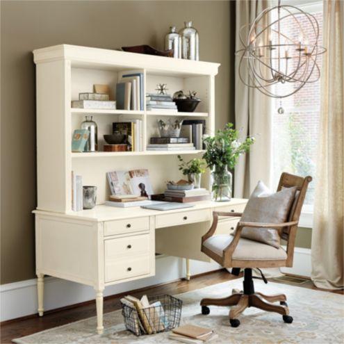 Verona Desk With Hutch Ballard Designs
