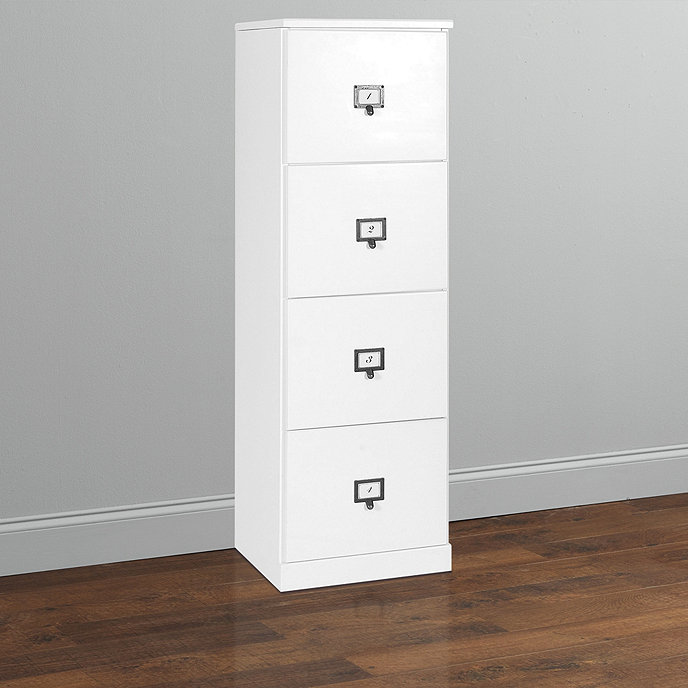 Original Home Office Tall File Cabinets