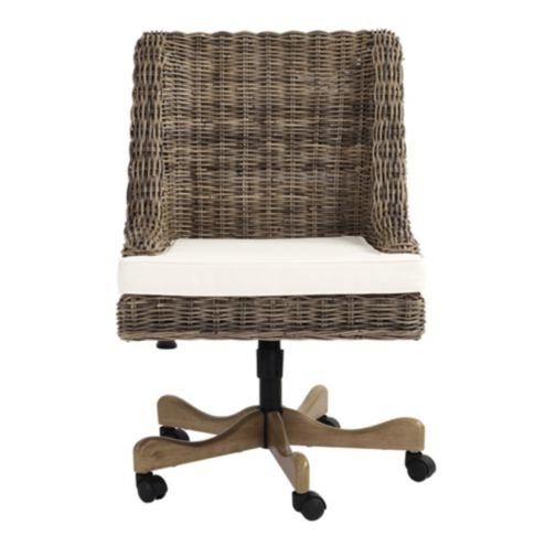 Chastain Woven Desk Chair