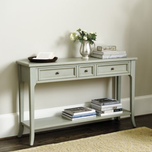 Braden 3 Drawer Console Table