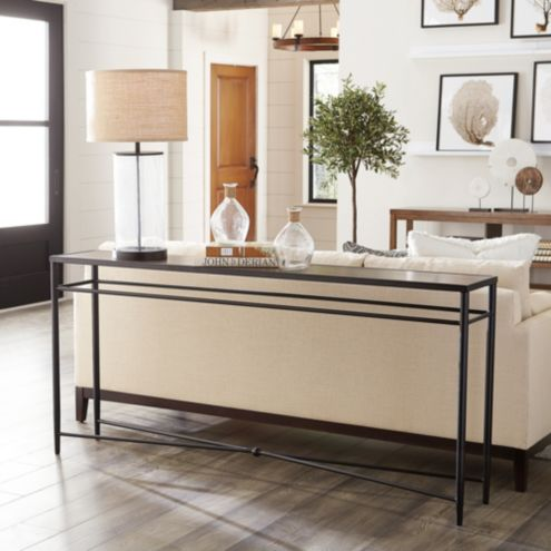 Lindale Long Console Table