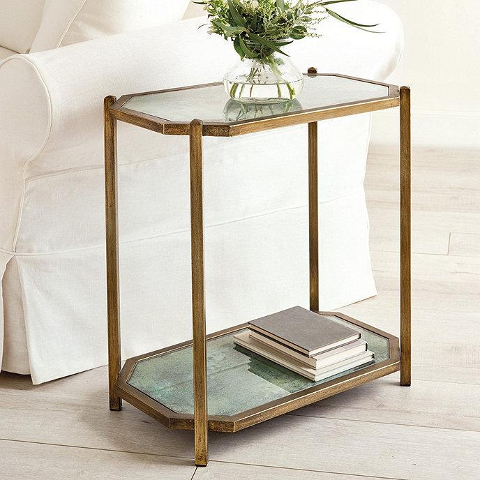 Kendall Side Table Ballard Designs - Kendall coffee table