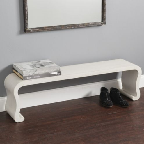 Miles Redd Waterfall Bench